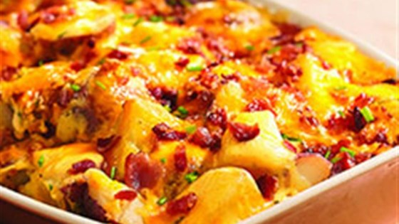 Photo of Twice Baked Potato Casserole from Crisco® by Crisco