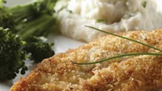 Photo of Crispy Panko Chicken Breasts by Mazola