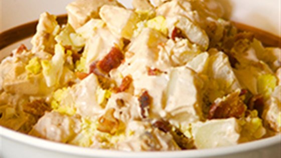 Photo of Bacon and Chipotle Potato Salad by Tabasco
