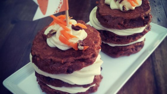 Photo of Carrot Pancake Cake by Snacking in the Kitchen