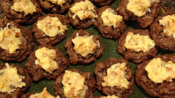 Photo of German Chocolate Brownie Cookies by Christine