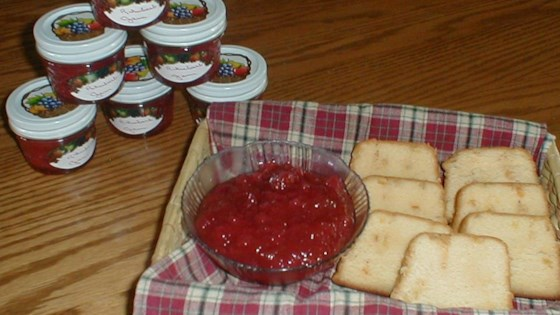 Photo of Easy Rhubarb Jam by XSTCH3