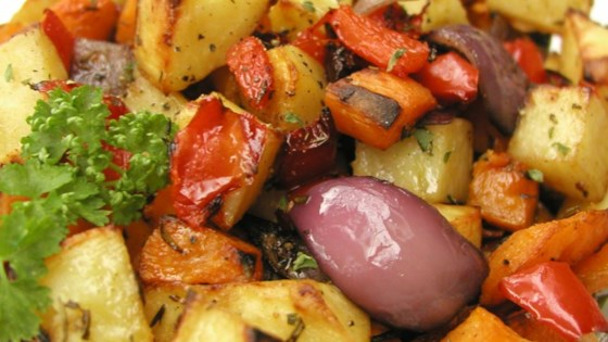 Photo of Roasted Vegetables by Saundra