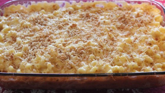 Photo of Four-Cheese Truffled Macaroni and Cheese by Hilary van Santen
