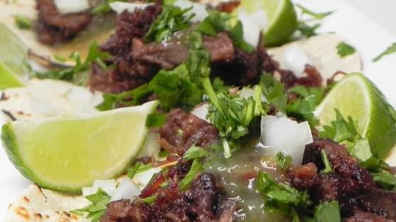 Slow Cooker Lengua (Beef Tongue)