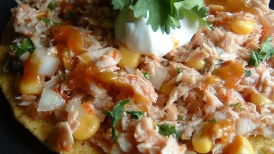 Tuna Lime Tostadas Recipe - Allrecipes.com