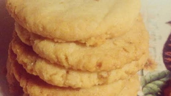 Photo of Low-Carb Almond Shortbread Cookies by Paula Todora (Paula T)