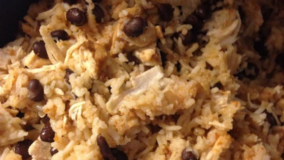 Photo of Slow Cooker Mexican Chicken and Rice by mommyyoder