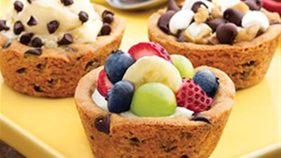 Photo of Make It Your Way Cookie Cups by Nestle Toll House