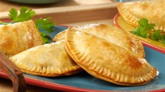 Photo of Black Bean & Beef Empanadas by Campbell's Kitchen