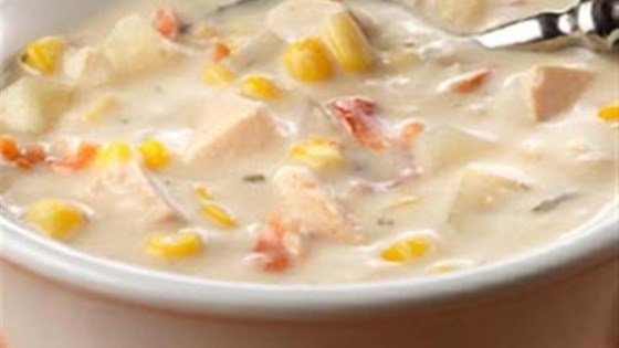 Photo of Chicken & Corn Chowder by Campbell's Kitchen