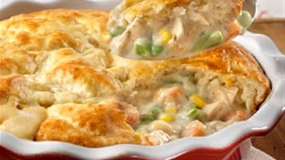 Photo of Quick Chicken Pot Pie from Campbell's Kitchen by Campbell's Kitchen