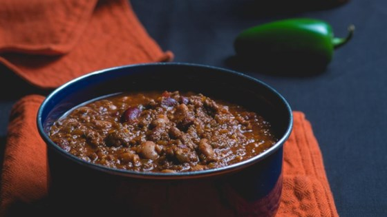 Photo of Colorado Buffalo Chili by Cornpop