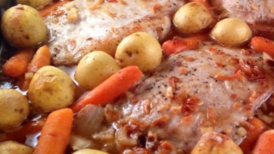Photo of Pork Chop Casserole by lisascooking
