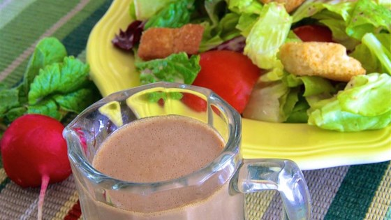 Creamy Balsamic Vinaigrette Recipe