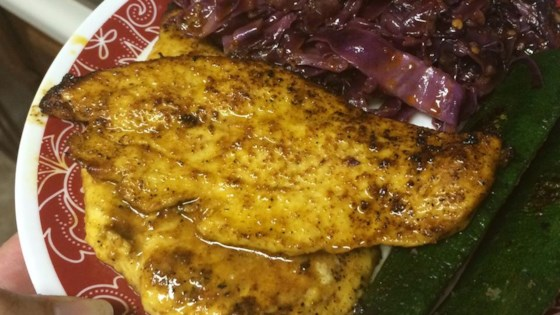 Photo of Dijon Lemon Grilled Chicken by Nevine A. Abaza