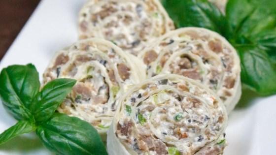 Photo of Tortilla Pinwheels by jhibbard