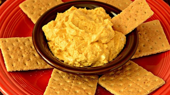 Photo of Whipped Pumpkin Dip by Cynthia Moinet