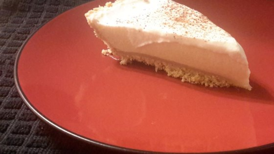 Photo of Eggnog Pie by WESLEY MURKS