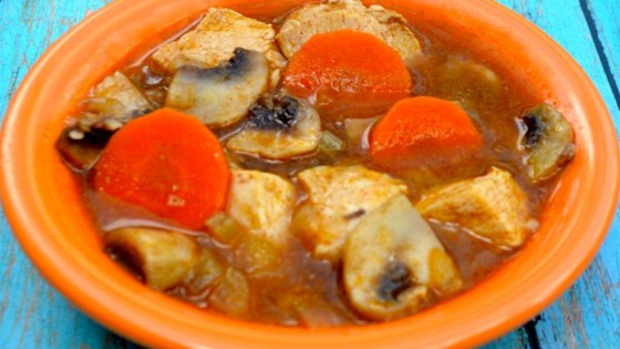 Photo of Chicken Vegetable Stew by KIMMORAES