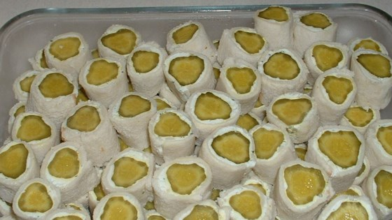Photo of Dill Pickle Appetizers by Crystal