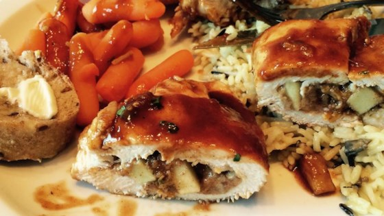 Photo of Apple Stuffed Chicken Breast by Behr