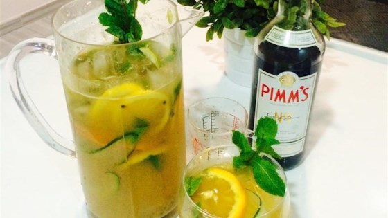 Photo of Rob and Becky's Pimm's™ Lemonade by Sandy