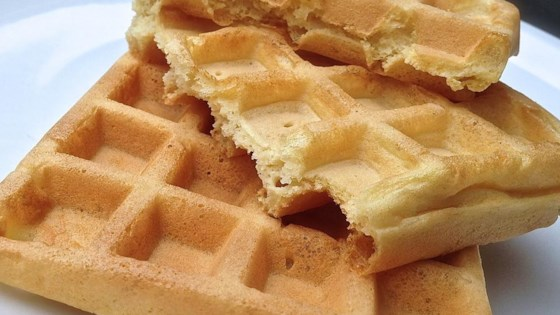 Photo of Gluten-Free Waffles by stairguy