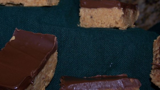 Photo of Chocolate Peanut Butter Bars IV by justine