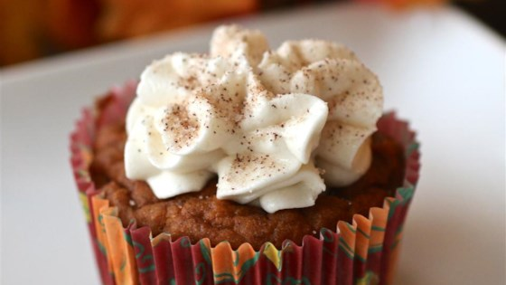 Photo of Best-Ever Pumpkin Cupcakes by cherryschock