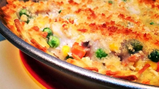 Photo of Chicken Pot Pie Casserole by Hannah