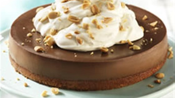 Photo of Peanut Butter-Chocolate Cheesecake by PHILADELPHIA Cream Cheese