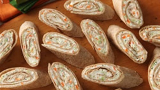 Photo of PHILLY Tortilla Roll-Ups by PHILADELPHIA Cream Cheese