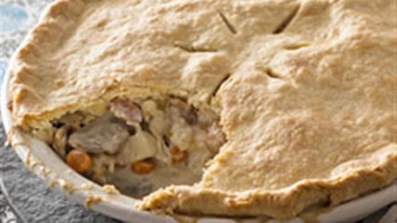 Photo of Chicken and Bacon Pot Pie by PHILADELPHIA Cream Cheese