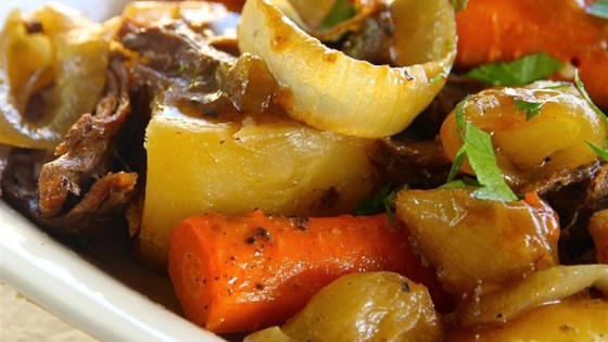 My Favorite Pot Roast Recipe
