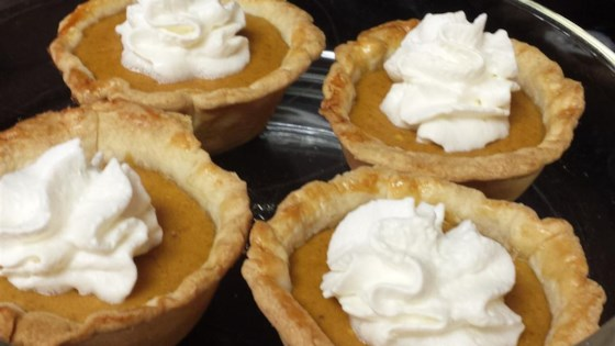 Photo of Mini Pumpkin Pies by Lisawas