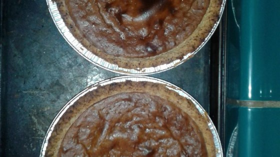 Sugarfree Pumpkin Pie