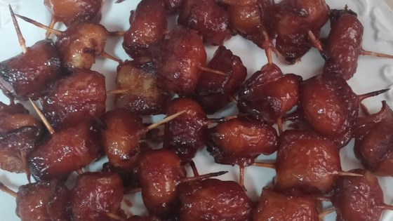 Photo of Bacon Wrapped Water Chestnuts III by Beth