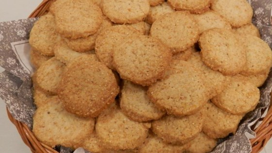 Photo of Sesame Coconut Cookies by Roberta  Myers