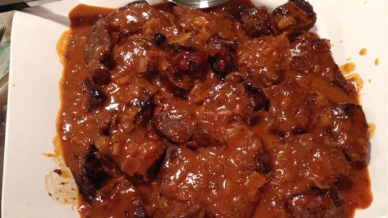 Photo of Mom's Venison Barbeque Sauce by BK