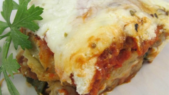 Photo of Jorge's Pasta-less Eggplant Lasagna by ChefJorge