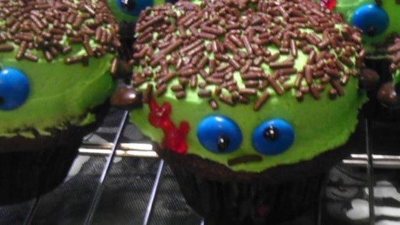 Photo of Frankenstein Cupcakes by CupcakeSparkles11
