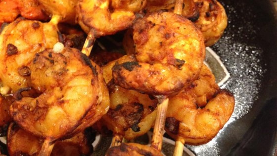 Photo of Spicy Chipotle Grilled Shrimp by Sue Carey-Bradley