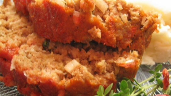 Photo of Rosemary Turkey Meatloaf by MICKQ
