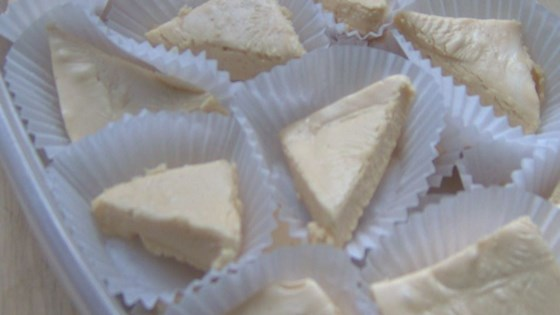 Photo of Peanut Butter Fudge II by Del Lockamy