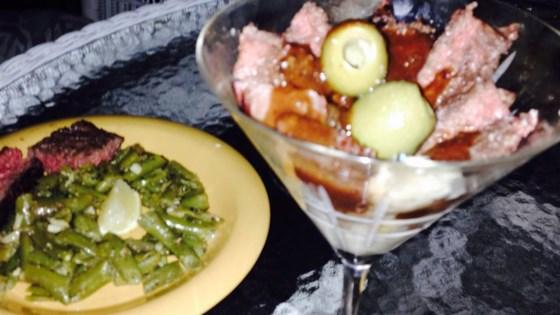 Photo of Beef Martini by TARA LYON