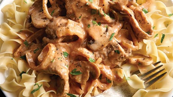 Photo of NO YOLKS® Beef Stroganoff by NO YOLKS®