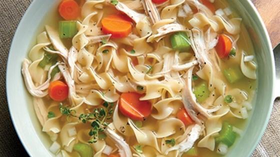 Photo of NO YOLKS® Chicken Noodle Soup by NO YOLKS®