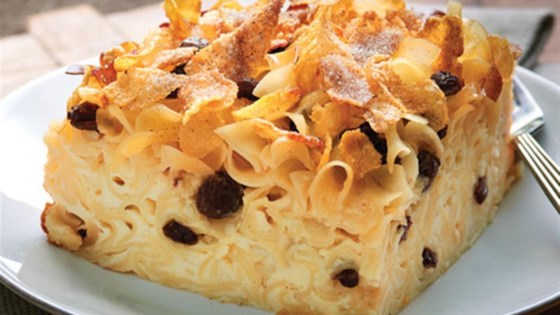 Photo of NO YOLKS® Luscious Kugel by NO YOLKS®