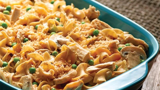 Photo of NO YOLKS® Tuna Noodle Casserole by NO YOLKS®